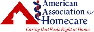 american association for homecare logo