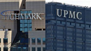 highmark health and upmc medical buildings
